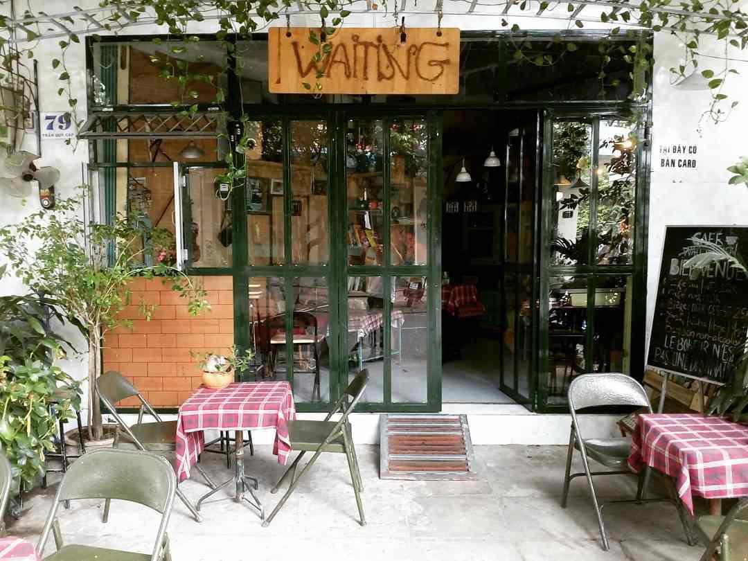 thiết kế cafe bình dân