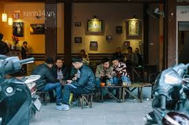vì sao những quán cafe bình dân đông khách