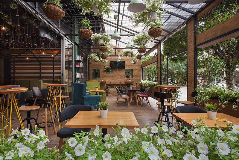 thu hút khách quán cafe