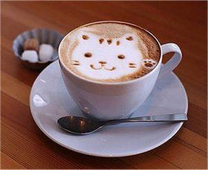 cà phê capuchino espresso