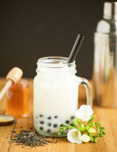 các thức uống thường gặp ở quán cafe milk tea