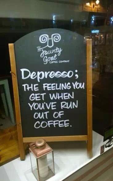 quảng cáo quán cà phê