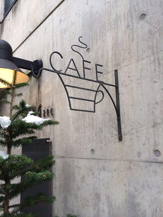 trang trí quán cà phê