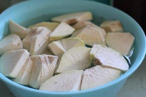 sake chiên