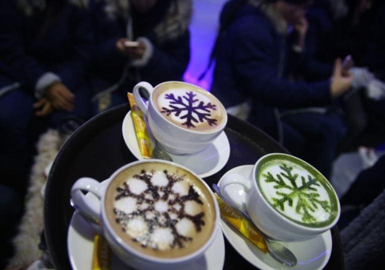 thức uống cafe băng đăng