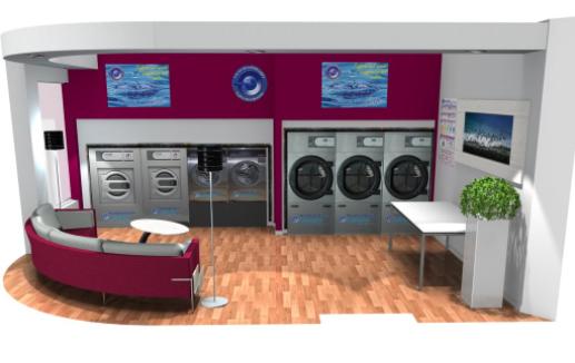 mở tiệm giặt là cần bao nhiêu vốn