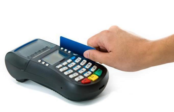 máy pos quẹt thẻ