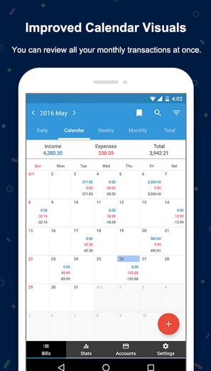 app quản lý tài chính cá nhân