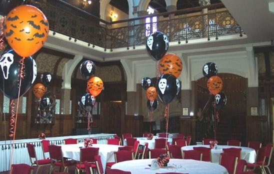 halloween dành cho quán cafe nhà hàng