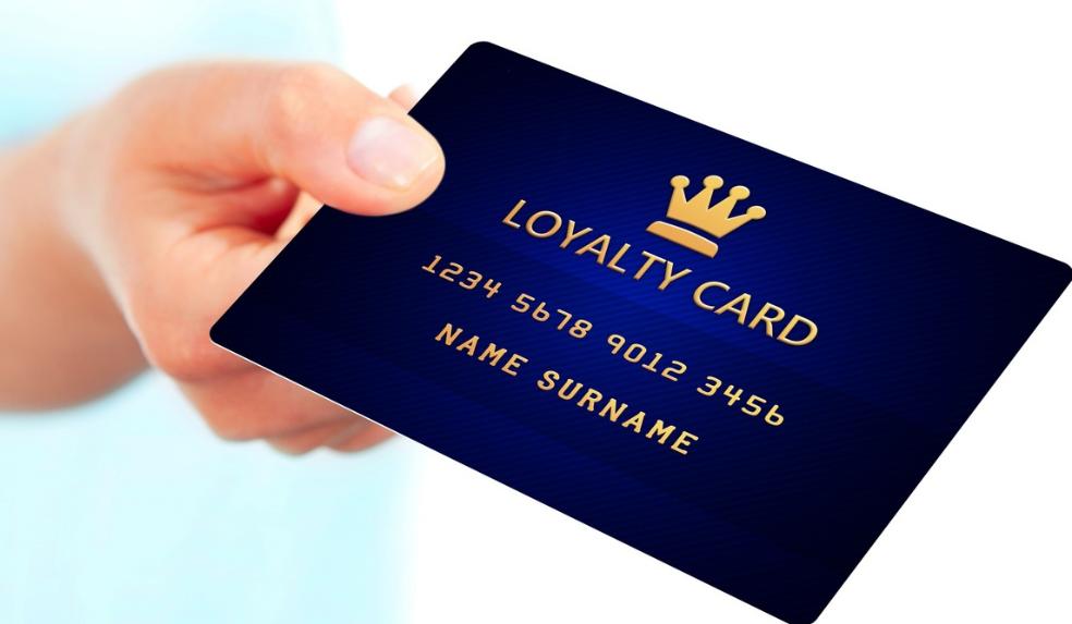 thẻ khách hàng trung thành