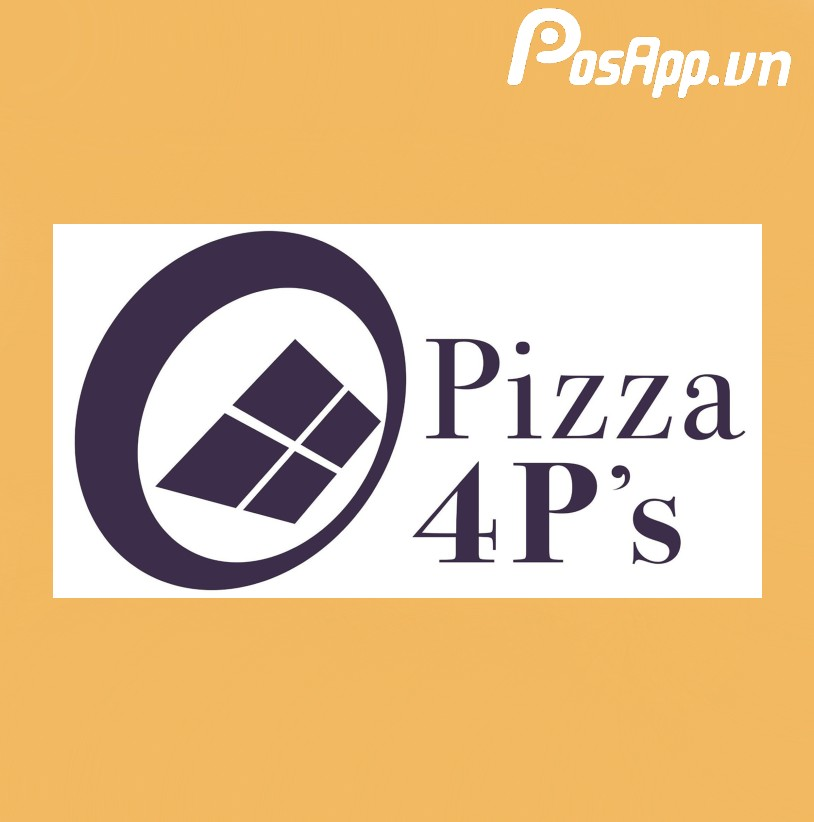 Nhượng quyền Pizza 4P's