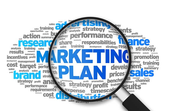 lên kế hoạch marketing