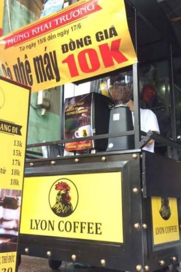 xe cafe lyon