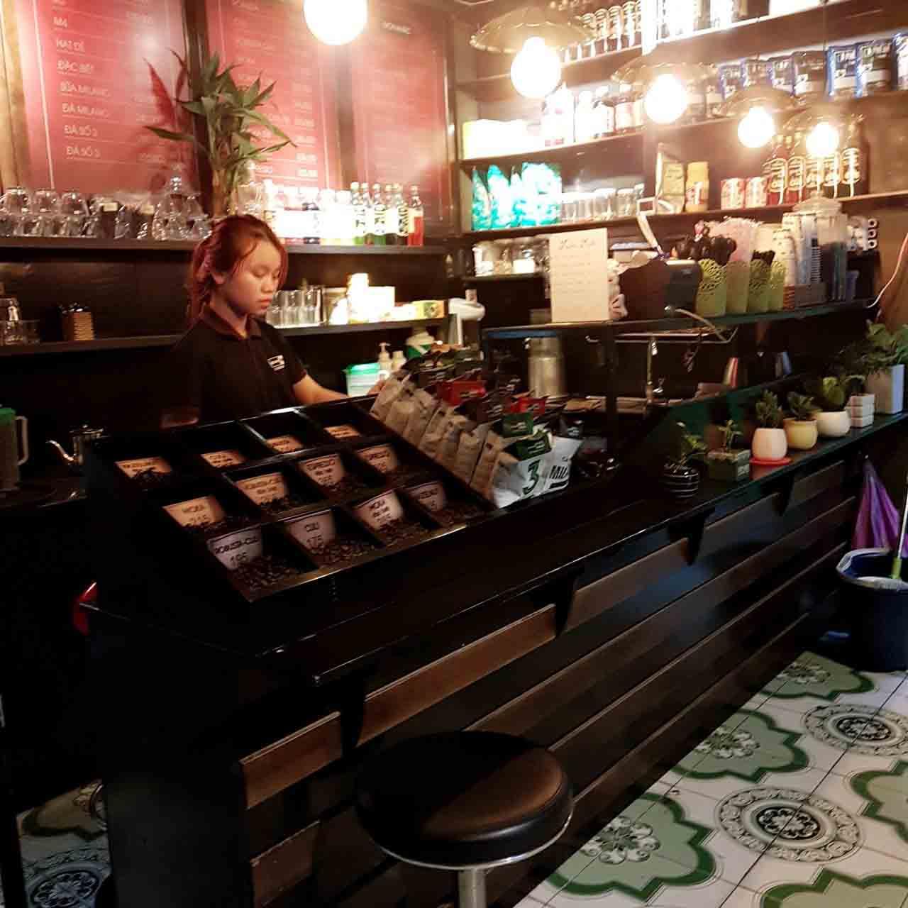 POSAPP - PHẦN MỀM QUẢN LÝ QUÁN CAFE MILANO COFFEE