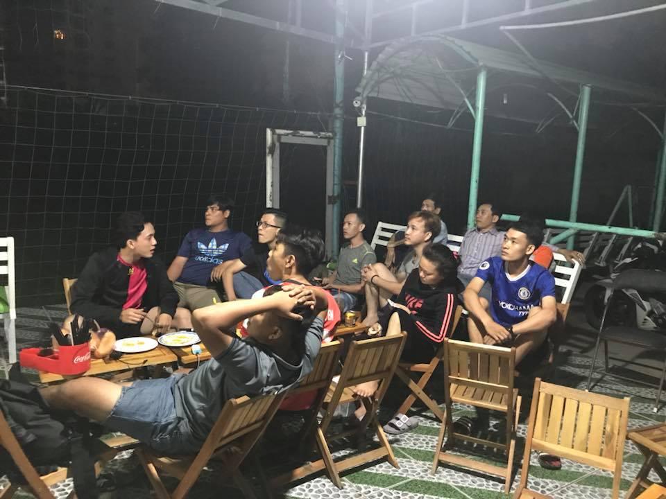 posapp - sân bóng đá mini Quyền Bình Thạnh