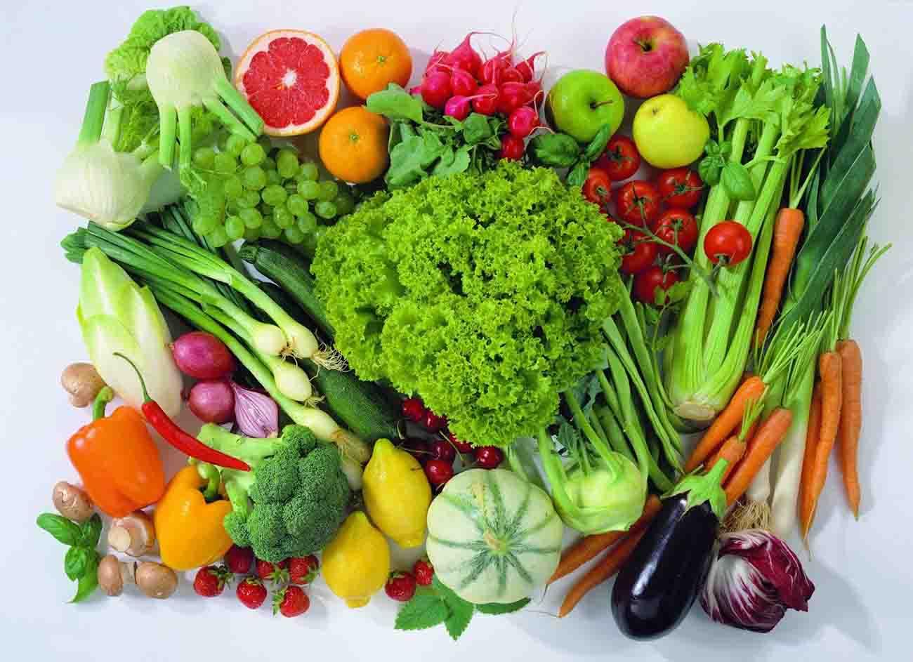 ăn chay là được ăn những gì