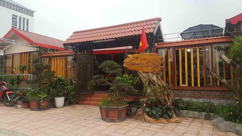 quán cafe Hương Xưa