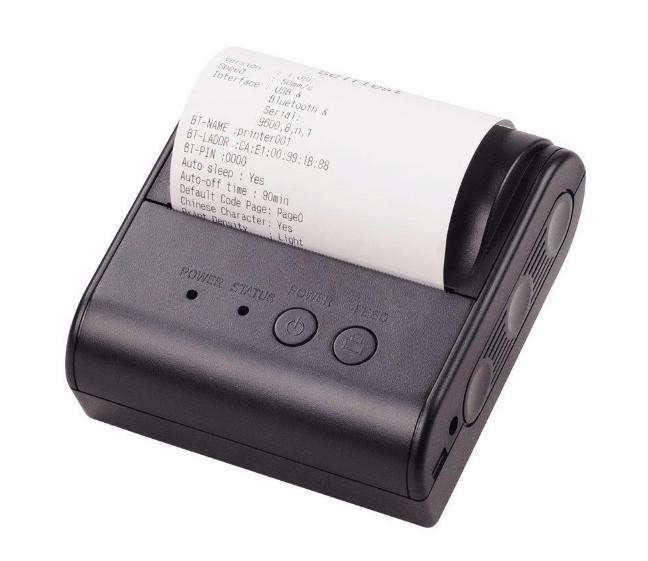 Máy in hóa đơn bluetooth Xprinter 80mm