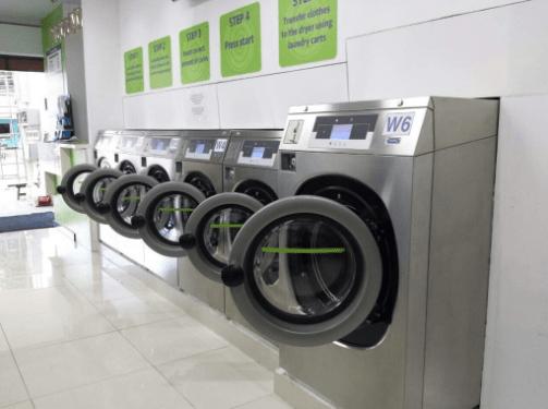 Ưu điểm của tiệm giặt sấy tự động