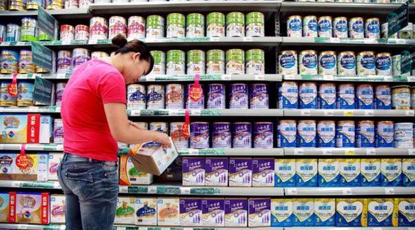 đại lý sữa