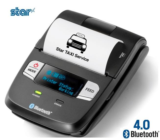 Máy in hóa đơn Bluetooth Star SM-L200 58mm