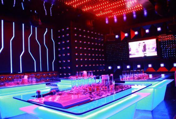 phòng bar karaoke
