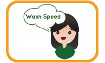 giặt wash speed