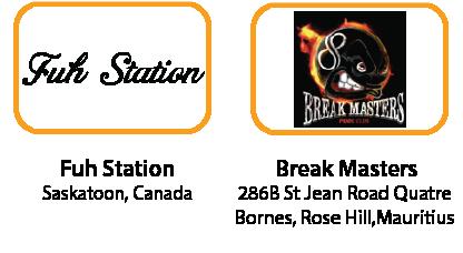 break masters