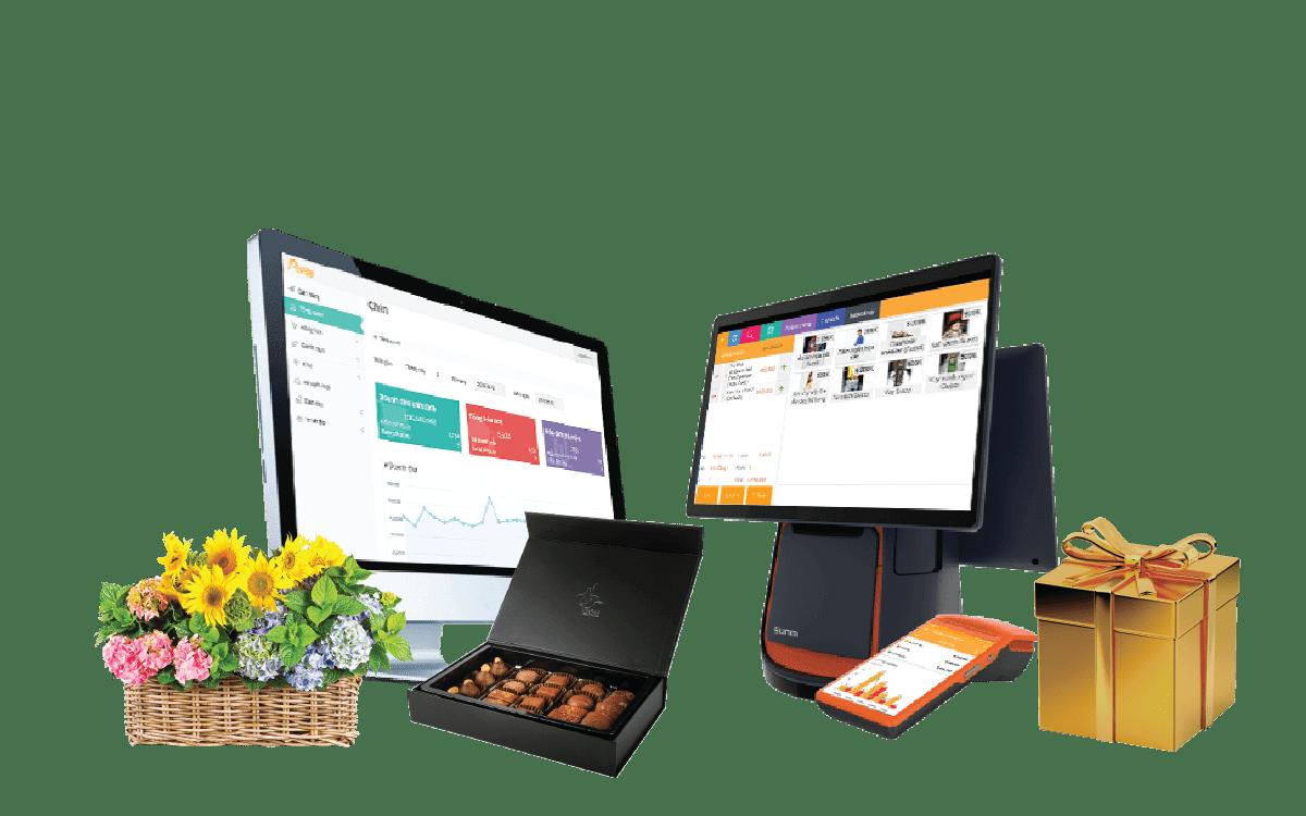 phần mềm quản lý cửa hàng quà tặng