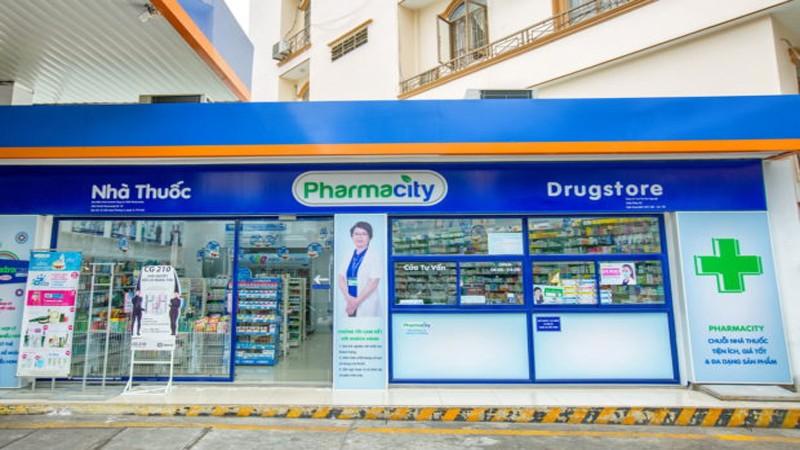 hệ thống nhà thuốc nhượng quyền