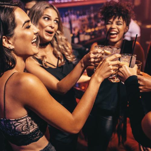 bar and nightclub