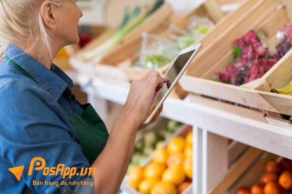 Phần mềm quản lý bán hàng nông sản