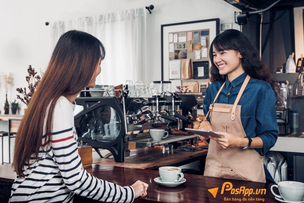 phần mềm quản lý quán cafe, nhà hàng quán ăn