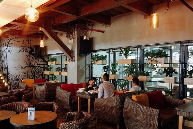 8 bước mở quán cafe