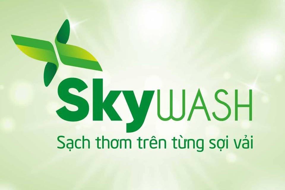cửa hàng giặt là Skywash