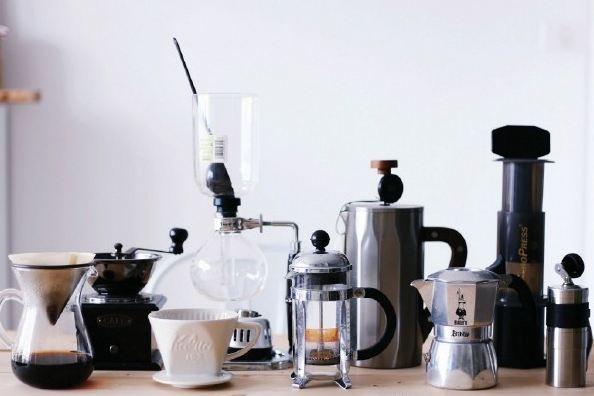 dụng cụ cần thiết mở quán cafe