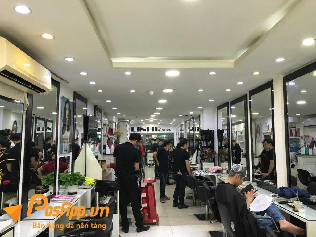 Dịch vụ tại LinhR salon
