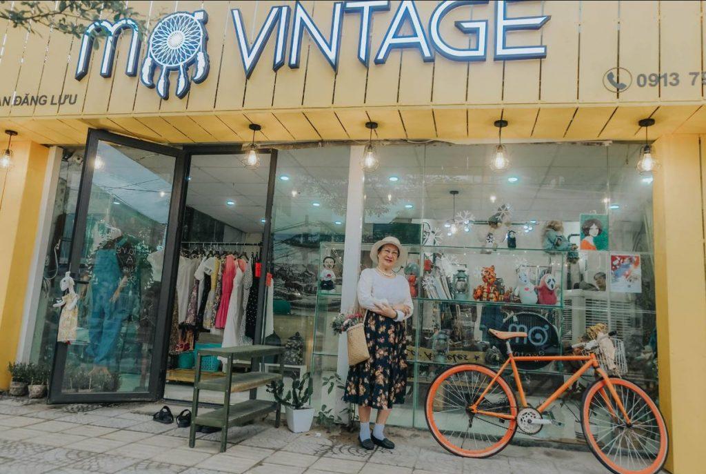 cửa hàng mơ vintage