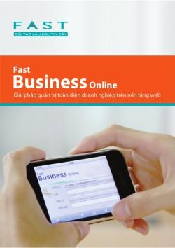 Phần mềm online fast HRM