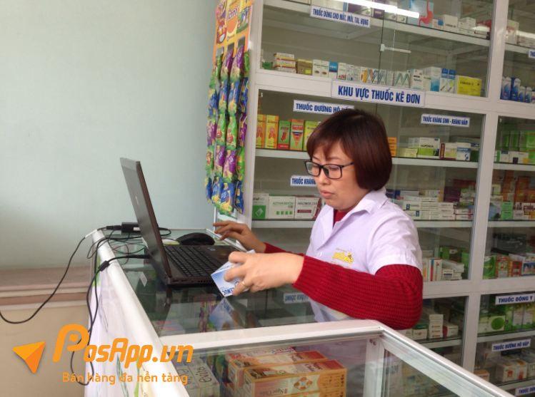 phần mềm quản lý nhà thuốc miễn phí