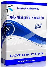 phần mềm Lotus Pro