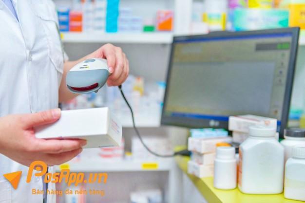 Phần mềm quản lý quầy thuốc PosApp