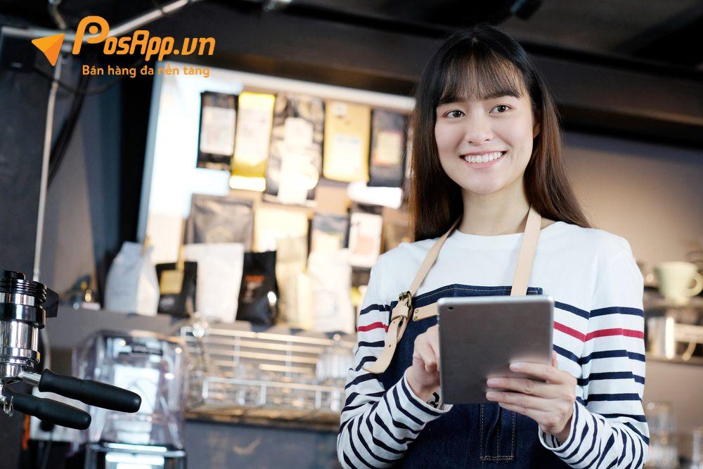 phần mềm order cafe nhà hàng