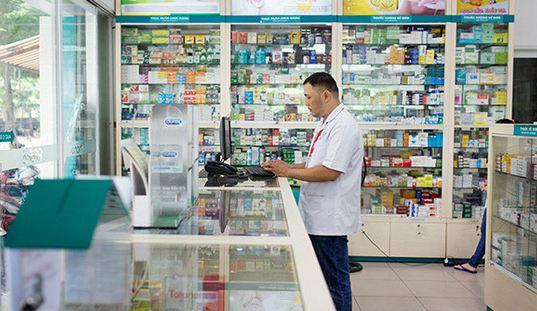nhà thuốc chuẩn GPP
