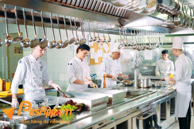 quản lý quán ăn, nhà hàng
