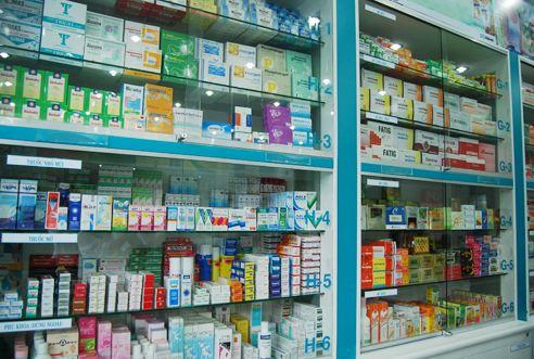 quầy thuốc đạt chuẩn GPP