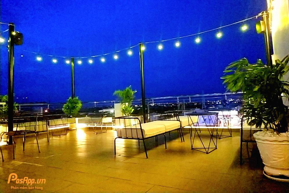Atlantis Rooftop cafe