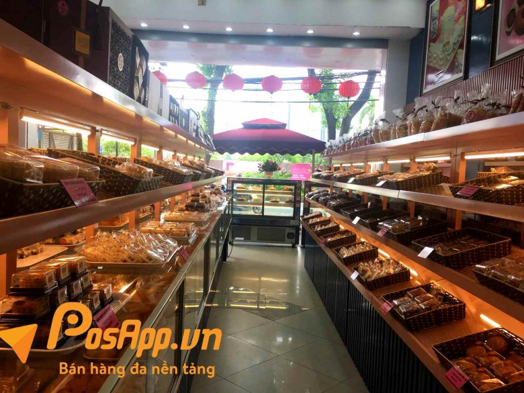 cửa hàng bánh rose pie