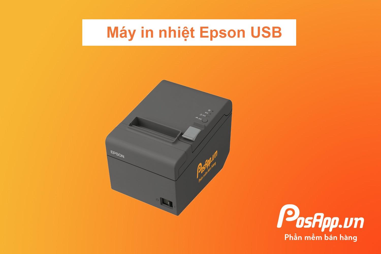 máy in epson USB