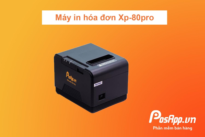 máy in hóa đơn xp-80pro